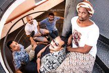 Dizaê / Banda carioca que vem ganhando espaço em eventos com energia e boa música  vem conhecer.