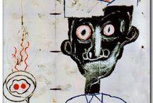 Basquiat / Jean-Michel Basquiat's art