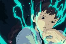 Ghibli / Some of my all-time favourite movies