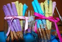kids party snacks