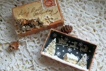 Miniature in scatola...