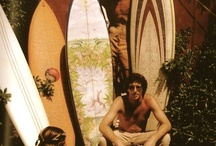 Surf Boards, Oceans, & Beach Stuff / by Happy Girl 90