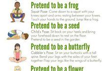 Aktiviteter med barna