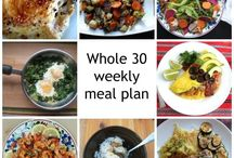 WHOLE 30 / recipes and inspiration for the Whole30 Challenge !