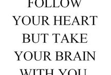 sayings/quotes / by Brittany Townsend