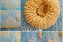 baklava tatlıları