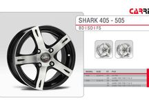 Shark / Model: Shark Kod: 405/505 Renk: BD/SD/FS