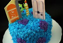 Cakes - Monsters Inc.