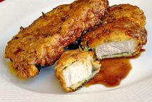 Recipes - Entrees - Pork / by Valarie Florer