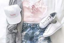 roupas Tumblr