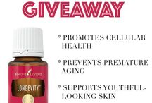 Oil A Day Giveaway / I'm giving away a Young Living Essential Oil every day (except Sunday's) until I hit Royal Crown Diamond. Follow me and win an oil on me!