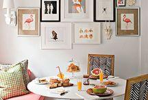 Gallery Walls / Create an artful arrangement to draw focus and make a statement. Here are our favorite gallery wall arrangements. / by Gallery Direct (Art + Design)