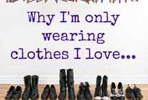 Wardrobe advice