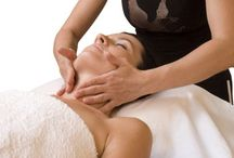 Lymphatic drainage / A new method, between massage and medical care, available on demand at SITA Cultural Center in Pondicherry!