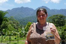 Caixa #1 - Morretes, Paraná / Fotos de produtos coloniais e produtores da região de Morretes escolhidos para fazer parte da Caixa Colonial #1