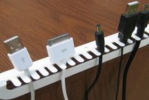 Toothy Cable Tidy by HeadSprung!