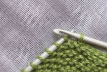 crochet / by Christina Lee