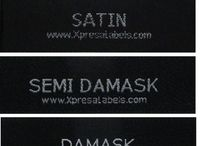 Apparel Labels- Different Types of Woven Labels