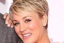 Carolyn's short hair styles