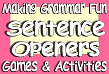 Grammar for KS1 and 2