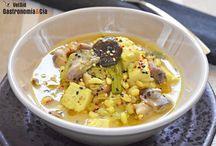 Lunes sin carne / Meatless Monday / Recetas vegetarianas / Vegetarian recipes