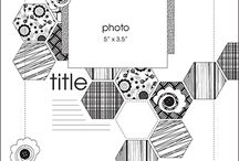 All About Scrapbooking: Layouts