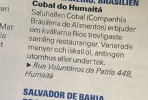 GO BRAZIL etc.