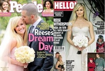 Celebrity Wedding Photography / I adore celebrity weddings because it's wonderful to see that small glimpse of an actors real happiness - the real expressions. I love the giddiness and glow that can't be faked or really hidden.