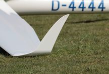 Winglets / This board is about winglets used in various applications, like on aircraft, car spoilers, boat keels, motorcycles, and of course, FinSciences' fins.