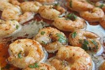 Shrimps recipe