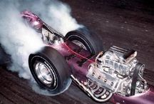 Racing fuel and burnt rubber / by Jason Anderson