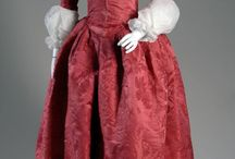 1600- 1800 fashion  / by Asiram Ótham