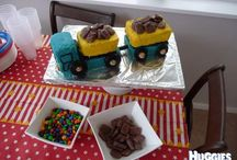 second birthday / party food
