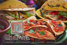 Multiethnic food, indian food, mexican food, arabic food, asian food
