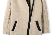 coat and cardi