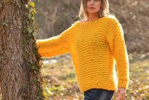 Summer Hand Knitted Goodies by EXTRAVAGANTZA