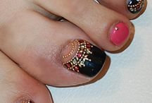 Indian manicure &pedicure