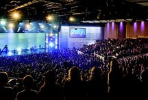 Houses of Worship / Powerful Inspiration for Your Congregation. Whether your House of Worship serves 100 or 5,000, Digital Projection International's (DPI) precision projectors help deliver your message with impact. / by Digital Projection