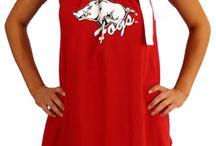 Game Day Outfits / Arkansas Razorbacks