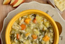 I love soup! / by Joanne Fay