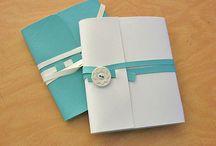 Making Books / Creating handmade books and notebooks