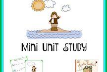 Amelia Earhart Unit Study / Amelia Earhart Unit Study