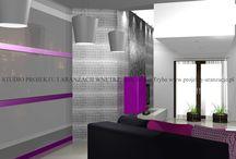salon minimalistyczny