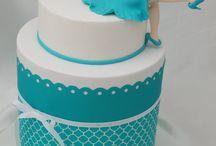 Alma's 100th cake