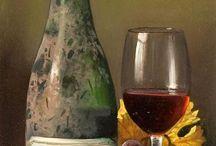вино / картинки для декупажа