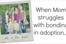 adoption / by Allison Crumbley