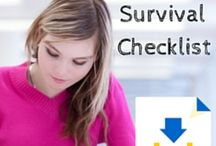 CPA Exam Cheat Sheets / Free Resources for CPA Exam candidates. I cover all the bases from Application Checklists to helping you bounce back from a failure!