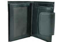 Kožené unisex peňaženky