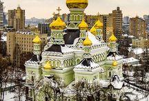 Ukraine - travelling