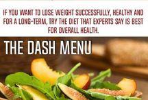 dash menu